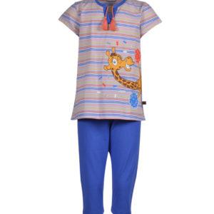 pyjama woody giraf BSK S 900