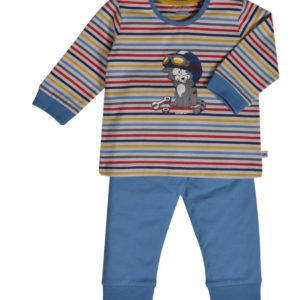 202-3-PLC-S/915 woody jongens kat winter 2020 baby streep