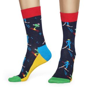 ski happy socks