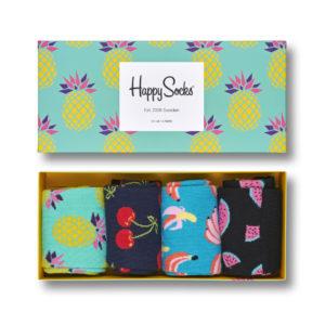 gezonde fruitbox happy socks